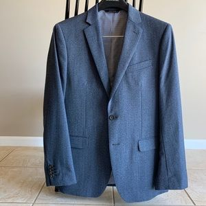 Banana Republic Modern Slim Suit With Pants